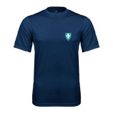 Syntrel Performance Navy Tee-Shield