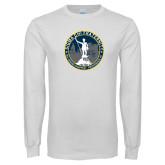 White Long Sleeve T Shirt-81st Grand Chapter
