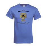 Arctic Blue T Shirt-Sigma Chi Alumnus