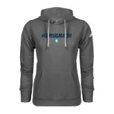 Adidas Climawarm Charcoal Team Issue Hoodie-IAMSIGMACHI