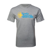 Sport Grey T Shirt-Grand Chapter San Diego 2015