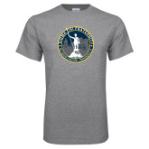 Grey T Shirt-81st Grand Chapter