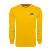 Gold Long Sleeve T Shirt-The Order of Constantine