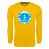 Gold Long Sleeve T Shirt-Significant Sig