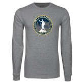 Grey Long Sleeve T Shirt-81st Grand Chapter