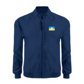 Navy Players Jacket-Flag