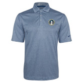 Nike Golf Dri Fit Navy Heather Polo-81st Grand Chapter