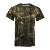 Realtree Camo T Shirt-Sigma Chi Greek Letters
