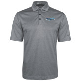 Nike Golf Dri Fit Charcoal Heather Polo-Sigma Chi Cross Roads