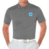 Callaway Opti Vent Steel Grey Polo-Huntsman Cancer Foundation