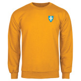 Gold Fleece Crew-Shield