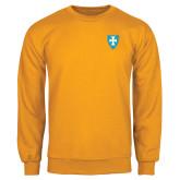 Gold Fleece Crew-Shield