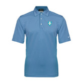 Nike Sphere Dry Light Blue Diamond Polo-Shield