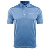 Light Blue Dry Mesh Polo-Balfour Wordmark