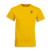 Gold T Shirt-Badge