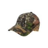 Mossy Oak Camo Structured Cap-Sigma Chi Greek Letters