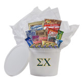 College Care Package Survival Kit-Sigma Chi Greek Letters