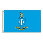 3 ft x 5 ft Flag-Crest
