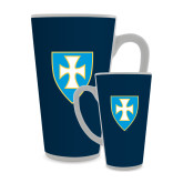 Full Color Latte Mug 17oz-Shield