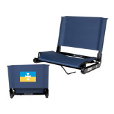 Stadium Chair Navy-Flag