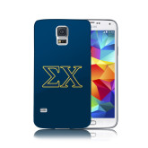 Galaxy S5 Phone Case-Sigma Chi Greek Letters