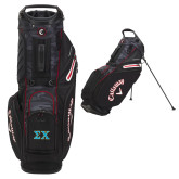 Callaway Hyper Lite 5 Camo Stand Bag-Greek Letters Tackle Twill
