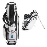 Callaway Hyper Lite 4 White Stand Bag-Crest