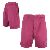 Red Clark Shorts 'Greek Letters'-