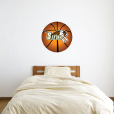 3 ft x 3 ft Fan WallSkinz-Siena Basketball