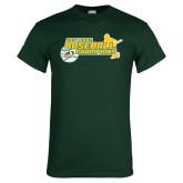 Dark Green T Shirt-2014 Baseball Champions