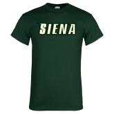 Dark Green T Shirt-Siena