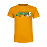 Youth Gold T Shirt-Siena Generation S