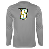 Performance Steel Longsleeve Shirt-S