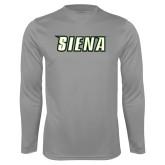Performance Steel Longsleeve Shirt-Siena