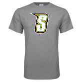 Grey T Shirt-S