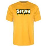 Performance Gold Tee-Siena Saints