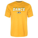 Syntrel Performance Gold Tee-Dance Design