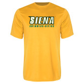 Performance Gold Tee-Swimming-Diving