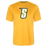 Performance Gold Tee-S