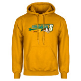 Gold Fleece Hoodie-Siena Generation S