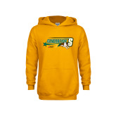 Youth Gold Fleece Hoodie-Siena Generation S