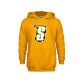 Youth Gold Fleece Hoodie-S