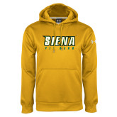 Under Armour Gold Performance Sweats Team Hoodie-Pep Band