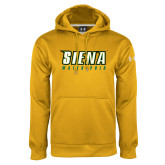 Under Armour Gold Performance Sweats Team Hoodie-Water Polo
