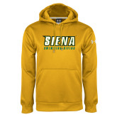 Under Armour Gold Performance Sweats Team Hoodie-Swimming-Diving