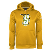 Under Armour Gold Performance Sweats Team Hoodie-S