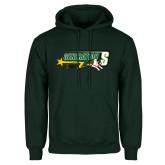 Dark Green Fleece Hood-Siena Generation S