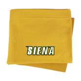 Gold Sweatshirt Blanket-Siena