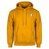 Gold Fleece Hoodie-S