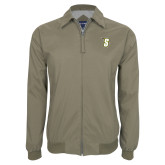 Khaki Players Jacket-S